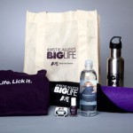 NEW Kirstie Alley's Big Life Giveaway, Enter to win a Tote with an Exercise Mat, Shirt and More