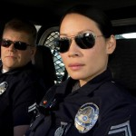 "SOUTHLAND Lucy Liu & Michael Cudlitz Interview, ""Jessica Tang"" & ""Officer John Cooper"" Interview"