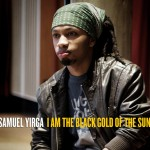 Listen to Samuel Yirga's fantastic interpretation of the 1970s psychedelic soul classic 'I Am The Black Gold Of The Sun'