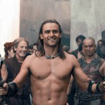 "SPARTACUS: VENGEANCE Dustin Clare Interview – ""Gannicus"""