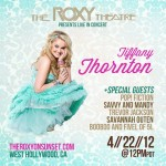 "Exclusive SO RANDOM Tiffany Thornton ""Tawni Hart"" Interview"