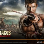 SPARTACUS: VENGEANCE Liam McIntyre, Lucy Lawless, Viva Bianca, and Peter Mensah Interview