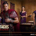 SPARTACUS: VENGEANCE Steven S. DeKnight — Creator, Writer, and Executive Producer