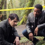 GRIMM David Giuntoli and Russell Hornsby Interview