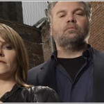 LAW & ORDER: CRIMINAL INTENT Kathryn Erbe & Jay O. Sanders Interview