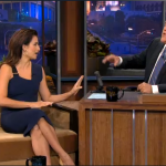 Tonight Show with Jay Leno To Rome With Love's Penelope Cruz