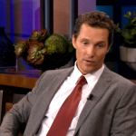 Tonight Show with Jay Leno Matthew McConaughey on his 3 day wedding