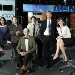 "Late Night with Jimmy Fallon Aaron Sorkin talks about his new show ""The Newsroom"""