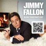 JIMMY FALLON'S NEW ALBUM, BLOW YOUR PANTS OFF  TO BE RELEASED ON JUNE 12