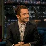 Late Night with Jimmy Fallon Elijah Wood