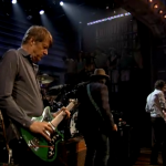 Late Night with Jimmy Fallon Wilco Art of Almost