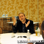 SONS OF ANARCHY Comic-Con 2012 Photos