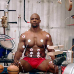 Terry Crews Old Spice Muscle Music