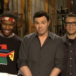 Seth MacFarlane hosts the 38th season premiere of SNL with musical guest, Frank Ocean.