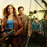 Revolution clip – Billy Burke and Tracy Spiridakos give us the scoop on their characters