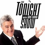 Adam Levine & Earvin Magic Johnson on The Tonight Show With Jay Leno