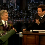Jimmy Fallon clips – Rod Stewart, Jennifer Morrison, & Chris D'Elia Stand-Up