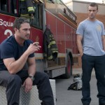 CHICAGO FIRE Jesse Spencer, Taylor Kinney, and Danielle Gelber Interview