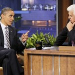 Tonight Show With Jay Leno President Barack Obama