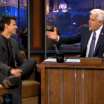 Tonight Show With Jay Leno with special guest Taylor Lautner