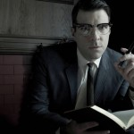 AMERICAN HORROR STORY: ASYLUM Zachary Quinto Interview FX