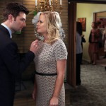 PARKS AND RECREATION Amy Poehler, Adam Scott, and Mike Schur Interview NBC