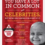 Children's Hospital Los Angeles Celebrity Blood Drive hosted by Nicholas Gonzalez and Benny Nieves on Dec. 7 and 8