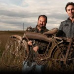 American Pickers meet a man named Woody