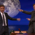 Ryan Gosling Calls Out Conan As A Fellow Kid Dancer