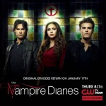 The Vampire Diaries : Thirsty Wolf Preview