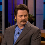 Nick Offerman on Parks & Recreation and new movie, Somebody Up There Likes Me.