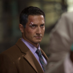 GRIMM Sasha Roiz and Bitsie Tulloch Interview NBC