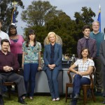 PARKS AND RECREATION Leslie Knope and team have some tips for The Voice's new coach.