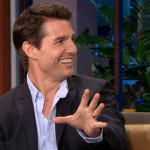 Tom Cruise and Emily Blunt on The Tonight Show with Jay Leno clips