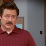 Parks and Recreation preview clip – Ron vs. Leslie – tonight on NBC