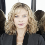"Exclusive MOTIVE Kristin Lehman ""Detective Angie Flynn"" Interview ABC"