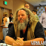 "SONS OF ANARCHY Mark Boone Junior ""Bobby"" Interview"
