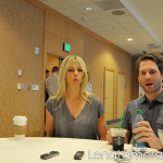 IT'S ALWAYS SUNNY IN PHILADELPHIA Glenn Howerton and Kaitlin Olson Interview