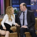 David Koechner tour dates and 'The Tonight Show' clips with Leslie Mann
