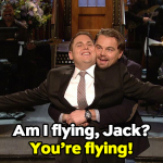 Leonardo DiCaprio joins Jonah Hill, Bastille on SNL