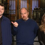 'Saturday Night Live' promo with Louis C.K. and Sam Smith