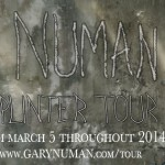 Gary Numan tour dates