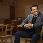 SAINT GEORGE George Lopez Interview