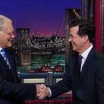 CBS announces Stephen Colbert as the next host of 'The Late Show'
