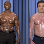 Nip synch with Terry Crews 'The Tonight Show' highlights