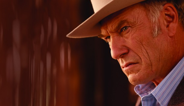 THE BRIDGE -- Pictured: Ted Levine as Lt. Hank Wade -- CR: Kurt Iswarienko/FX