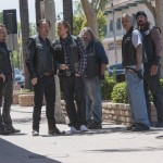 'Sons of Anarchy'  behind-the-scenes clip – Happy Days – David Labrava