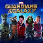 GUARDIANS OF THE GALAXY Blu-ray 3D Combo Pack available December 9th