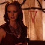 Exclusive:  THE LIBRARIANS Lindy Booth Interview