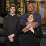 'SNL' promo with Dwayne Johnson and musical guest George Ezra